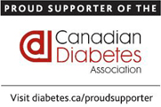 Proud Support of the Canadian Diabetes Association